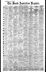 South Australian Register (Adelaide, SA : 1839 - 1900) - Friday 27 April 1866