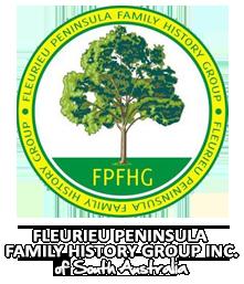 Fleurieu Peninsula Family History Group