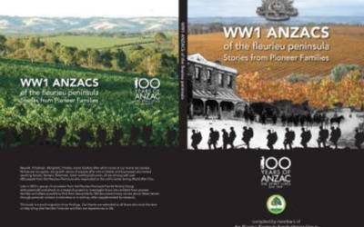 The Anzac Commemoration Book
